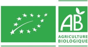 de gauche à droite : le logo européen et le logo français